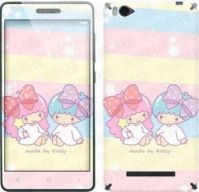 Millet 4C glass around the body color film pattern custom cartoon factory direct proof membrane