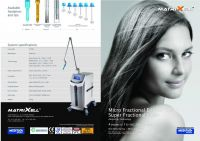 Er:YAG 2940nm Fractional Laser