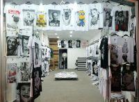 High Quality Silkscreen Printed  100% Cotton Custom Order Tshirt Tees Singlets Sweatshirts