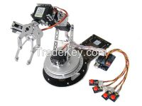 as-6dof Robotic Arm--with Arduino Control System-Alsrobotbase