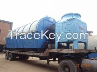 WASTE TYRE/RUBBER RECYCLING PLANT