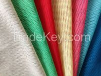 Spandex knitting cotton lycar fabric to T-shirt, panty, underwear, vest, pajamas
