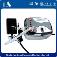 airbrush compressor for makeup HS08-3AC-Sk