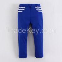wholesale blank Baby Clothes Baby boy Fresh Pant