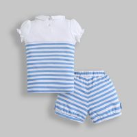 Baby Clothes Manufacturers Baby Clothing Sets Baby Girl Sets Kids Set Summer Sets short tee shorts