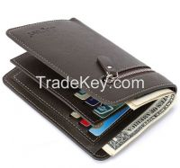 Multi purpose all in one Mens Leather Wallets with card holders