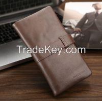 Leather Wallets from Men | Manufacture Sales Multiple Leather Credit Card Wallet for Men