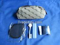 travel amenity kit aviation kit