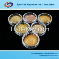 color mica pearl lustre pigment for cosmetics