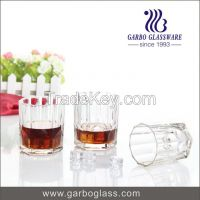 glass drinking ware nice color base whisky glass tumbler