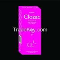 CLOZAC FACE WASH