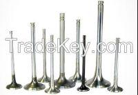 Diesel engine parts--inlet valve and exhaust valve