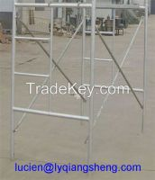 Scaffolding Walk Thru/Ladder Frame