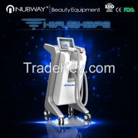 2015 New Trend High Intensity Focused Ultrasound HIFU Slimming Machine