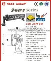 High power 50inch 500w off road led light bar foroff road led light bar for trucks with IP68 waterproof