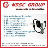 NSSC 3S Car LED Headlight H4 H7 H8 H10 H13 H16 9004 9007 5202 9005 9006 9012