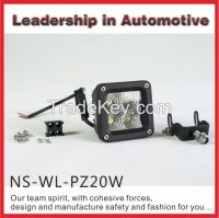 Best price 35W auto led work light car led working light with IP68, Emark&RoHs Certificates