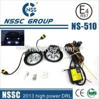 High Power Day time running light DRL built-in auto switch dimmer Daytime running light