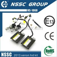 NSSC kit xenon hid advanced auto hid xenon conversion kit canbus hid kit with super slim ballast for sale
