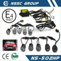 High Power Day time running light DRL built-in auto switch dimmer Daytime running light