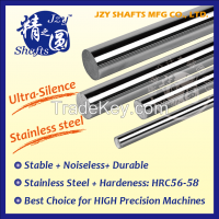 SUS400 series stainless steel quenched bright round bar HRC56-58 surface roughness 0.05 similar to mirror high precision