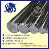 g6 h6 standard precision stainless steel quenching round rod HRC56-58 high straightness 0.02mm/meter