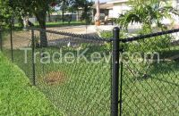 chain link fence popular in Pakistan