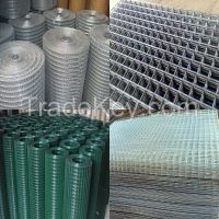 welded wire mesh manufacturer popular in Pakistan