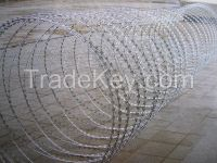 razor wire popular in Pakistan