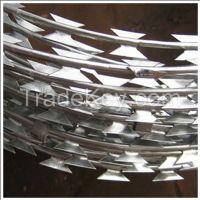 razor wire popular in Pakistan