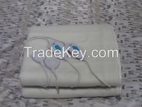 travel single and double washable detachable 3 sets controllers heater blanket with low voltage