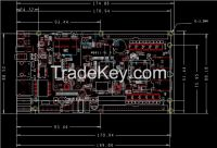 led display controller 3G card HD-A30 with CE