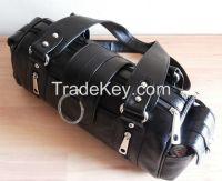 Genuine leather ladies handbag