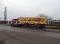 Mobile cement silo Hartmann SiloMobile-6000