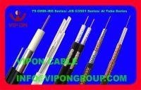 75 Ohm Coaxial Cable, miniRG59, RG6, RG7, RG11, 1.5C-2V, 2.5C-2V, 3C-2V, 5C-2V