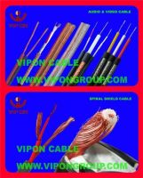 spiral shield cable, audio cable, speaker cable, video cable