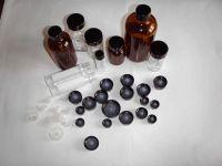 Glass Bottles & Caps
