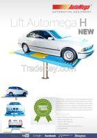 Hidrolik Lift Cuci Mobil H NEW