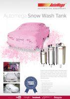 PROMO!!! Tabung Snowwash Tank 20L 40 L & 80L