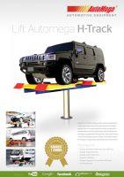 Hidrolik Lift Cuci Mobil H-TRACK