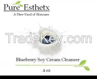 Blueberry Soy  Facial