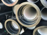 Ducitle iron pipe DN80-DN1200
