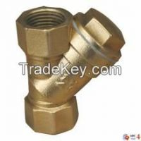 Hot selling Brass Fitting - Copper Filter Valve for Water system