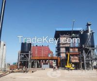 DHX Circulating Fluidized Bed Boiler