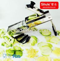 Stainless Steel No. 304 Vegetable Slicer
