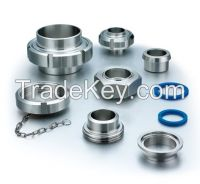 Stainless steel high quality Pipe valves fittings