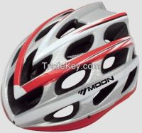 in-mold novelty bicycle helmets sports riding visor