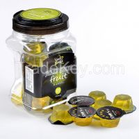 Jar Packed Fruit Flavored Alcoholic Jelly Shot