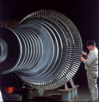 Turbine Blades - Steam Turbine & Gas Turbine