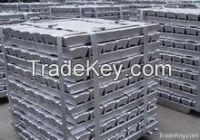 aluminium ingot 99.9%